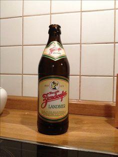 Zirndorfer Landbier - Note 2+ (leicht mit herber Note)
