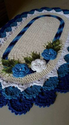 43 Ideas For Crochet Doilies Free Pattern Runners Projects Crochet Table Runner, Crochet Tablecloth, Crochet Doilies, Crochet Flowers, Crochet Afghans, Crochet Stitches Patterns, Doily Patterns, Embroidery Patterns, Crochet Home