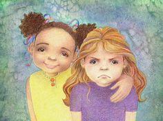 Иллюстрация Кэти Хэйр (Kathy Hare)