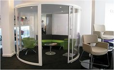 Screen Solutions Quadra Acoustic Office POD's