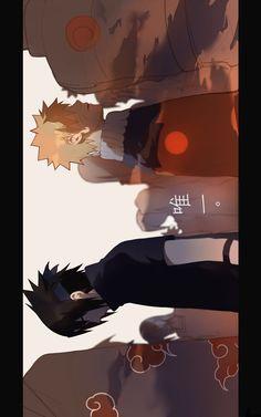 |NaruSasu|Only true canon! : Photo Boruto, Naruto Shippudden, Sasuke Uchiha, Narusasu, Sasunaru, Naruto Facts, Yaoi Hard, Naruto Series, Naruto Pictures