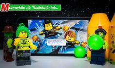 LEGO Ultra Agents Toxikita Toxic Meltdown - App