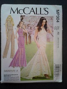 McCalls MP304 Size 6-14 304 davidtutera patterns close