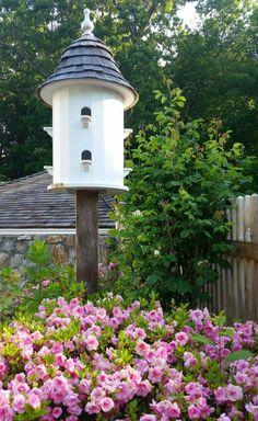 Garden Crafts, Garden Art, Home And Garden, Garden Cottage, Garden Ideas, Pinecone Crafts Kids, Pine Cone Crafts, Pink Garden, Summer Garden