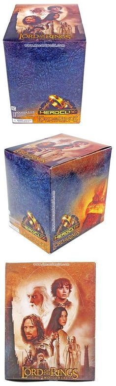 Mixed Lots 44004: Heroclix The Lord Of The Rings: The Two Towers 30-Pack Booster Box -> BUY IT NOW ONLY: $81.95 on eBay!