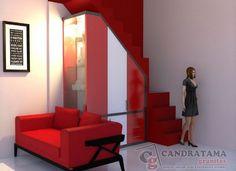 furniture-kediri-tangga-lemari-desain-interior07 Granite, Loft, Gallery, Bed, Interior, Projects, Furniture, Home Decor, Modern