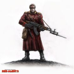Character Concept, Character Art, Character Design, Funny Tanks, Command And Conquer, Soviet Army, Call Of Cthulhu, Army Uniform, Alternate History