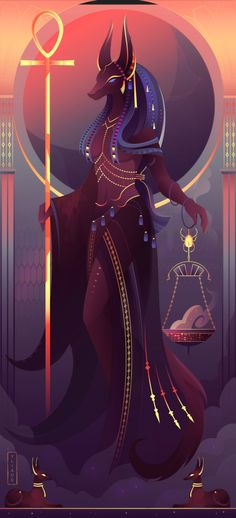 Anput ~Egyptian Gods by Yliade on DeviantArtYou can find Egyptian mythology and more on our website.Anput ~Egyptian Gods by Yliade on DeviantArt Sphinx Egyptian, Ancient Egyptian Art, Ancient Aliens, Ancient Greece, Egyptian Anubis, Ancient History, Egyptian Mythology, Egyptian Goddess, Figure Drawings