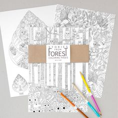 Awesome Large Coloring Book 83  Coloring Book Pages