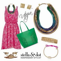 Welcome Utopia! This amazing piece will be popular for summer.....arriving to my door so one!  Book an online or in home Trunk Show to see this wonderful necklace!                            http://www.stelladot.com/sites/jodieacooper