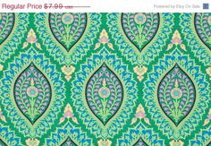 On Sale Amy Butler Fabric Alchemy Imperial by ThreeDollsFabrics
