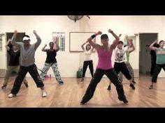"▶ ""HASTA QUE SALGA EL SOL"" by Don Omar - Choreography by Lauren Fitz for Dance Fitness - YouTube"