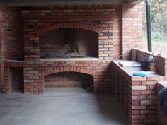 Grill Oven, Bbq Grill, Grilling, Fireplace Art, Fireplaces, Indoor Outdoor, Outdoor Living, Outdoor Barbeque, Wood Fired Oven