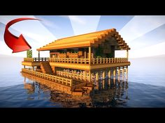 http://minecraftstream.com/minecraft-tutorials/starter-house-in-minecraft-on-the-water/ - STARTER HOUSE IN MINECRAFT on the Water! STARTER HOUSE IN MINECRAFT on the Water! ( 2017 ) Luxury and big survival house in the middle of the ocean! Today we will learn how to build this shelter! Easy & Compact House on the water. ► More Tutorials ● Modern house tutorial – https://youtu.be/uLAGGdp0a7I ● Medieval house...