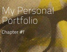 My portfolio (chapter #1)