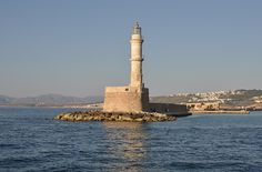 Crete / Faros Chania, built in 1864. Greece