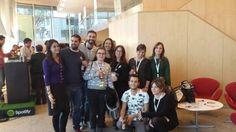 Parte de nuestro equipo en el #EEC13
