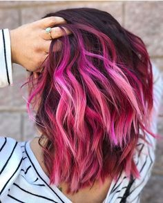 Pastel Pink Hair, Hair Color Pink, Hair Color And Cut, Pretty Hair Color, Beautiful Hair Color, Pulp Riot Hair Color, Hair Color Highlights, Mermaid Hair, Love Hair