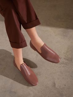 COS | New shoes in modern textures