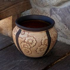 Weller Pottery Claywood Vase, $59. Available at riverhouseartpottery.com.