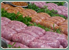 Make your own Italian sausage. I never realized how easy this is!  think of it--no nitrates! :D happy dance!