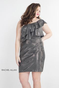 669540cd5395 Rachel Allan Plus Size Prom 4802 The fabric in this Rachel ALLAN CURVES  Shorts style is