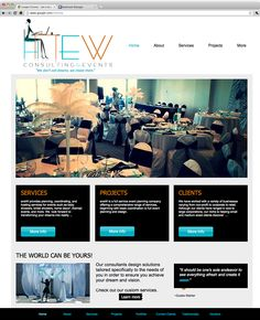 ANEW | Consulting and Events