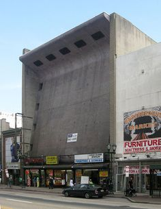 A subjective atlas of modern architecture: Former Robinson's retail store, Philadelphia,...