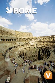 Experience the full glory of #Rome's Colosseum on a walking tour with skip-the-line entry!