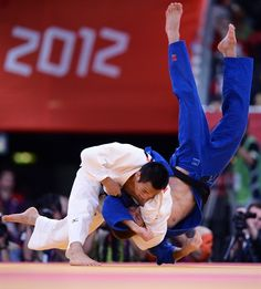 Highlights: Day 2 Judo - Judo Slideshows | NBC Olympics  Visit http://www.budospace.com/category/judo/ for discount Judo supplies!
