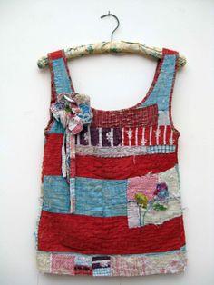 Thread and Thrift: Turkey Red