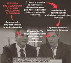 #nisman: publican la denuncia completa