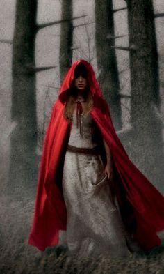 Red riding hood on the other side of my wolf arm? Little Red Ridding Hood, Red Riding Hood, Red Hood, Imagenes Dark, Hood Girls, Wolf Love, Big Bad Wolf, Dark Fantasy Art, Fantasy Girl