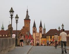 Altebrücke by Valéria G, via Flickr
