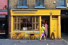 The Breakfast Club, London.
