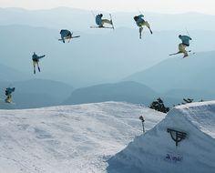 Ski in Colorado { GoLayerCake.com }