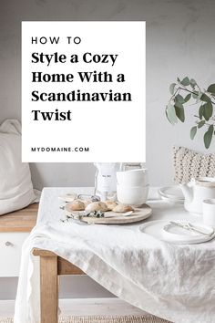How to style your home like a Swede: