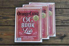 Orange Coast Magazine by Bryan Todd, via Behance
