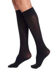 Lauren by Ralph Lauren Women's Opaque Trouser 3 Pack Socks