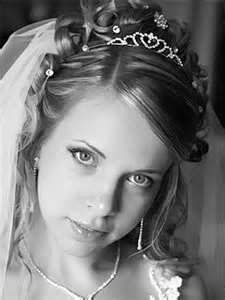 Image Detail for - ... Wedding Hairstyles with Tiara and Veils | Hairstyles for Weddings