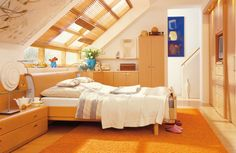 Lovely-Interior-Design-For-Attic-Bedrooms-(13)