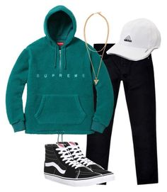 """Cool Hoodie Tho"" by aayeshaofficial on Polyvore featuring BOSS Hugo Boss, adidas, Vans, Givenchy, men's fashion and menswear"