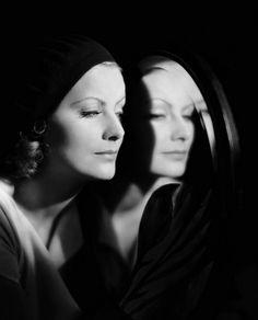 Greta Garbo. (Does anyone know the photographer?)