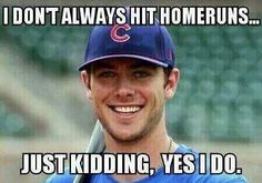 Chicago Cubs' Yummy Power Hitter Kris Bryant❤️