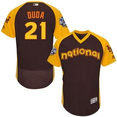Dave Winfield Brown 2016 All-Star Jersey - Men s National League San Diego  Padres Flex Base Majestic MLB Collection Jersey 86364cf3b