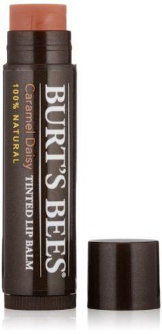 Burt's Bees Tinted Lip Balm, Caramel Daisy, 0.15 Ounce $5.49 (22% OFF)