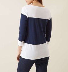 Angelica Stripe T-Shirt