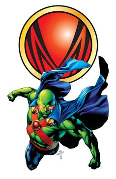 more-like-a-justice-league:  Martian Manhunter