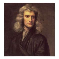 Shop Isaac Newton Art Print created by nedgey. Isaac Newton, Einstein, Memory Strategies, Albert Bierstadt, Wedding Linens, Historical Art, Custom Posters, Portrait Art, American Artists