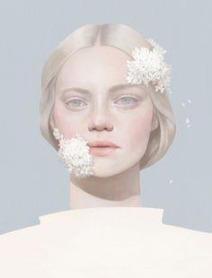 Los retratos etéreos de Hsiao-Ron Cheng | itfashion.com